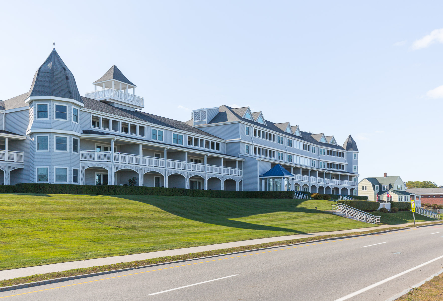 Condominium for Sale at Ocean House Condo 31 Ocean Avenue #414 York, Maine 03909 United States