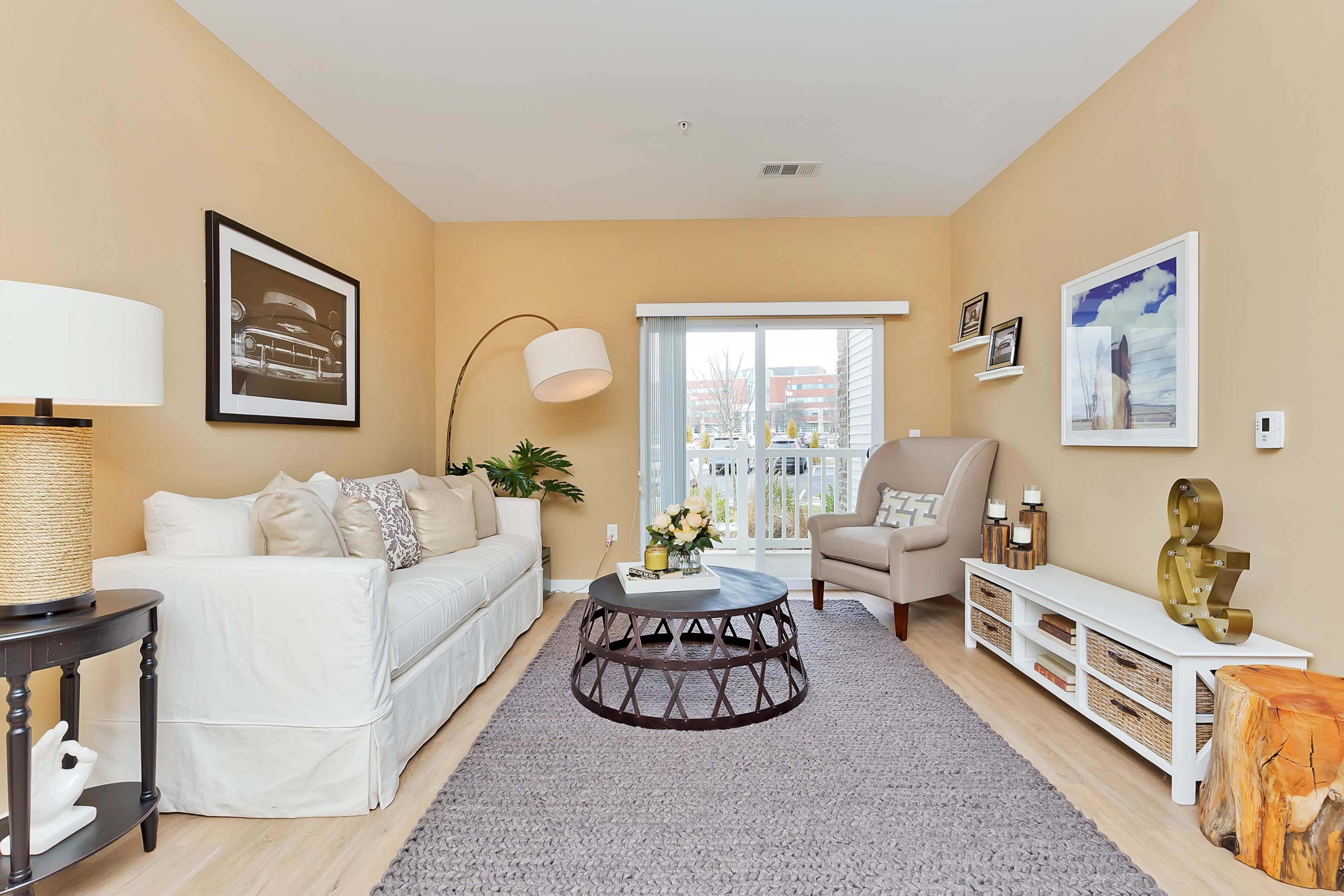 rentals property at The Waverly