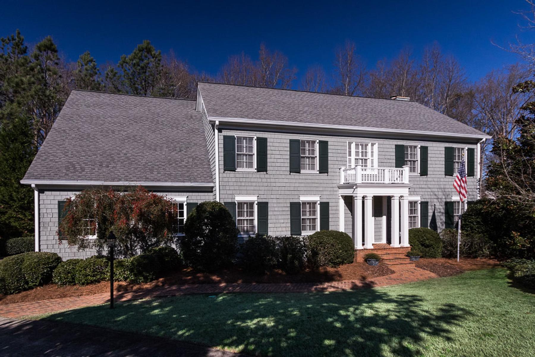 Single Family Home for Sale at Spectacular Buckhead Home On Cul-de-sac 1180 Northmoor Court NW Buckhead, Atlanta, Georgia 30327 United States