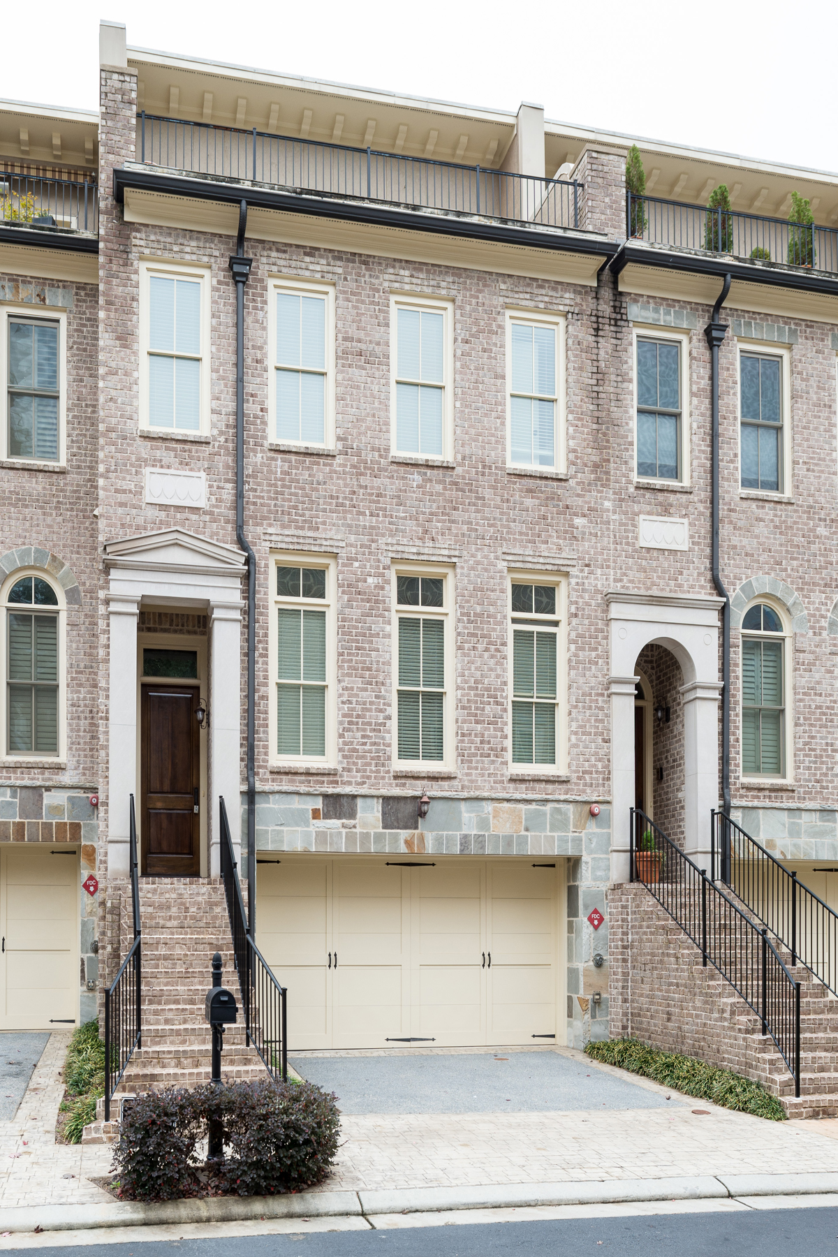 Property For Sale at Luxury 4-Story Buckhead Townhome With Elevator For Lease