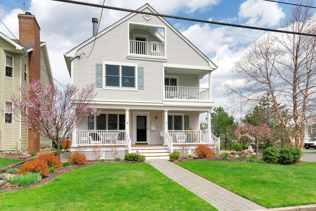 Single Family Home for Sale at Lifestyle ~ Location ~ Luxury 452 Cedar Avenue Manasquan, New Jersey 08736 United States