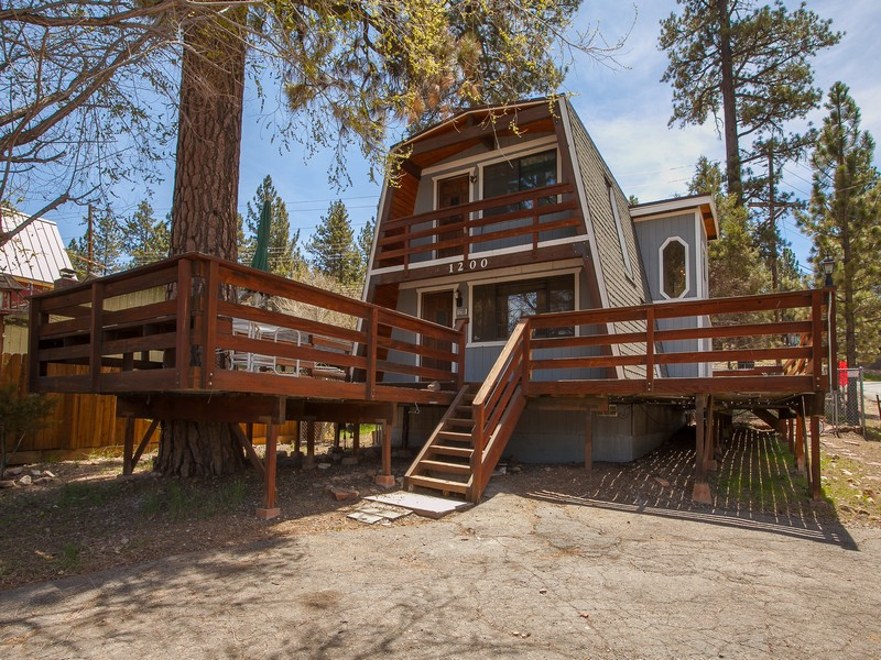 Single Family Home for Sale at 1200 E. Country Club Big Bear City, California 92314 United States