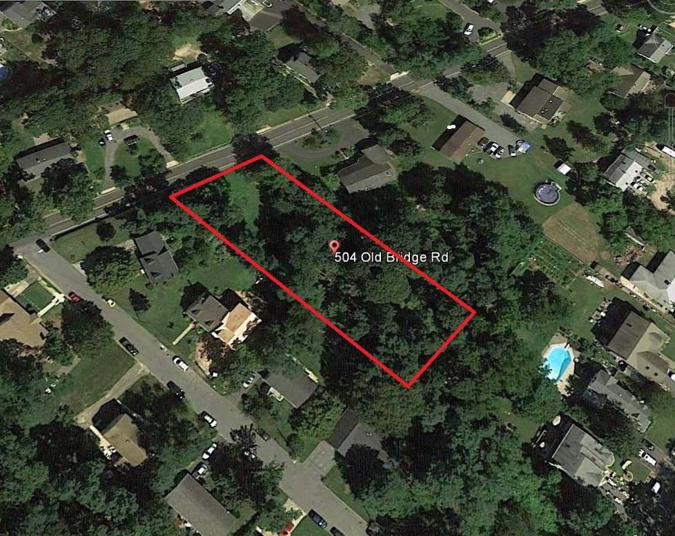 Land for Sale at Fantastic Property! 504 Old Bridge Rd Brielle, New Jersey 08730 United States