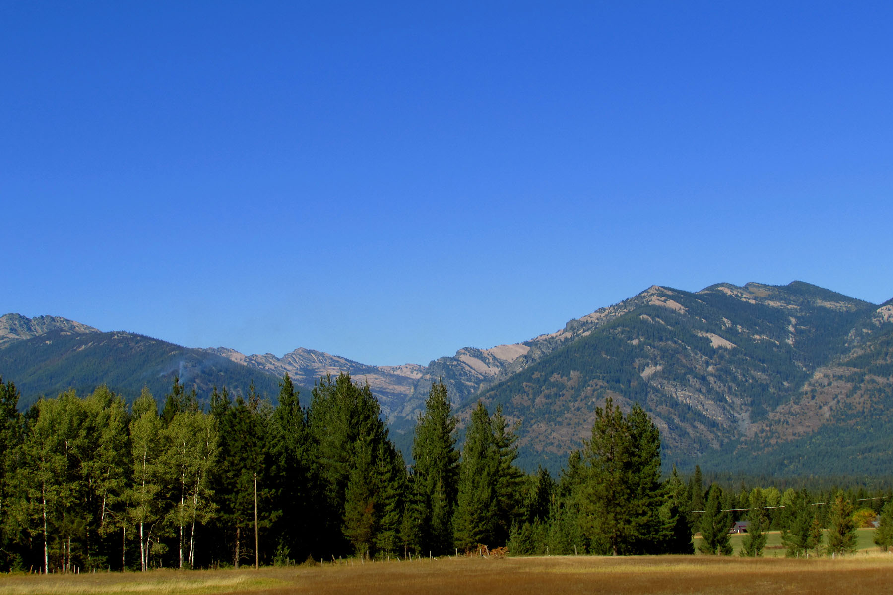 Terrain pour l Vente à Magnificent Mountain Views - Large Acreage NNA Painter Road Clark Fork, Idaho, 83811 États-Unis
