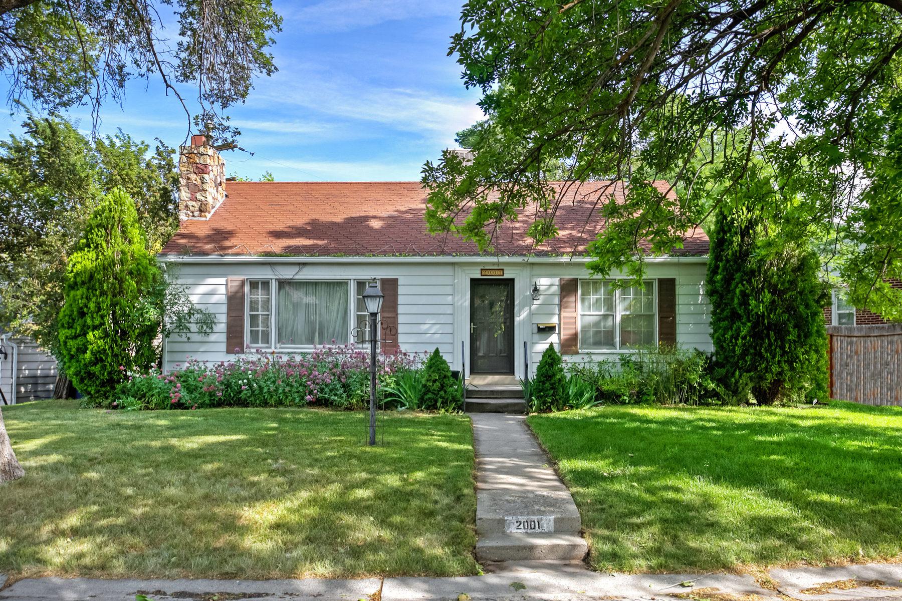 Villa per Vendita alle ore Amazing Remodel Opportunity 2001 E Sheridan Rd Salt Lake City, Utah, 84108 Stati Uniti