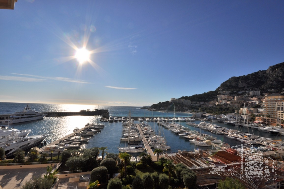 Appartement pour l Vente à Le Seaside Plaza Le Seaside Plaza Avenue des Ligures Other Fontvieille, Fontvieille 98000 Monaco
