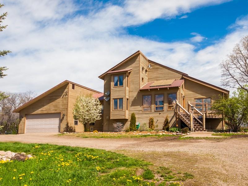 Einfamilienhaus für Verkauf beim Views-Privacy-Acreage! 34500 Wolverine Trl Steamboat Springs, Colorado 80487 Vereinigte Staaten