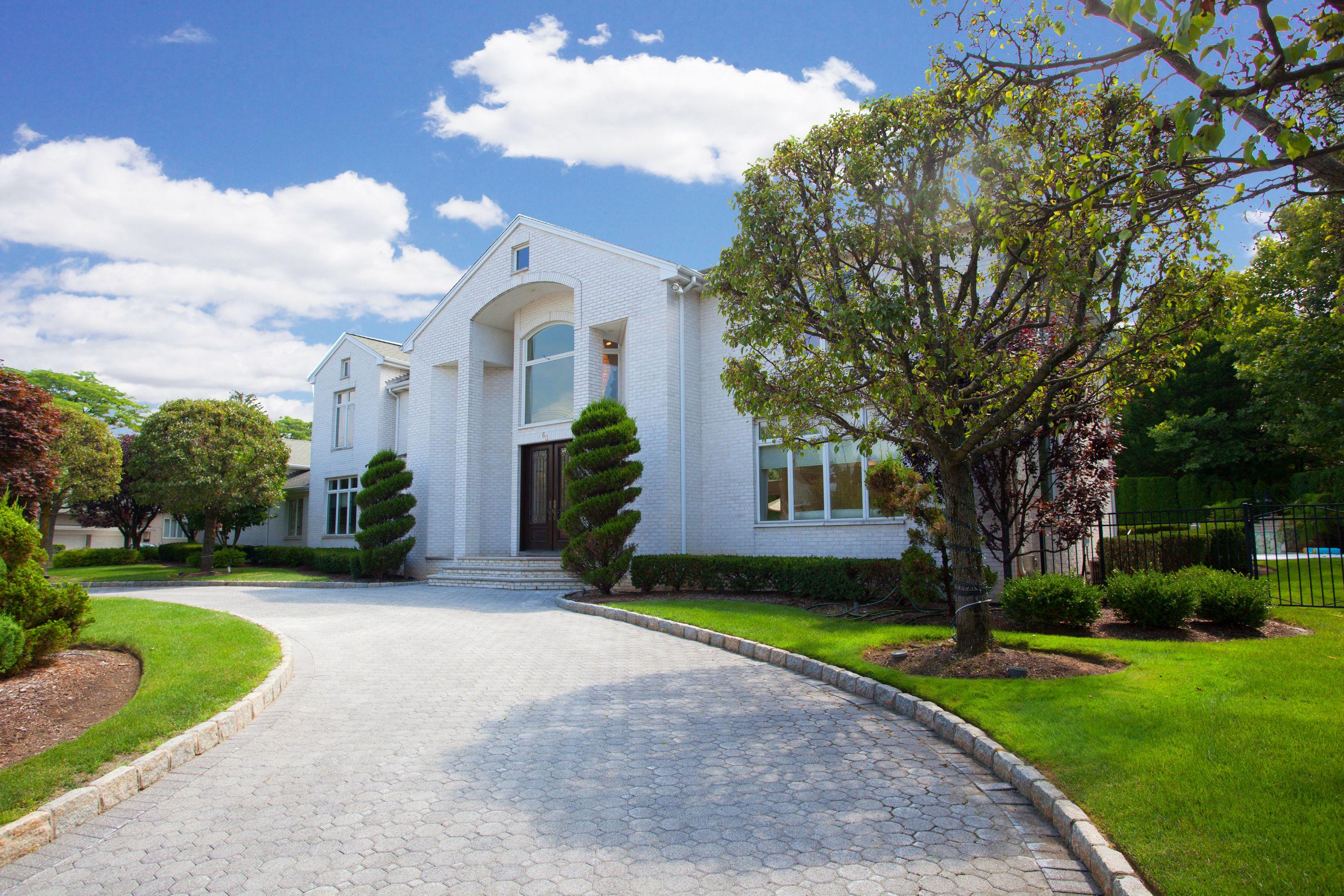Single Family Home for Sale at Elegant & Modern Colonial 63 Roberts Dr Englewood Cliffs, New Jersey, 07632 United States