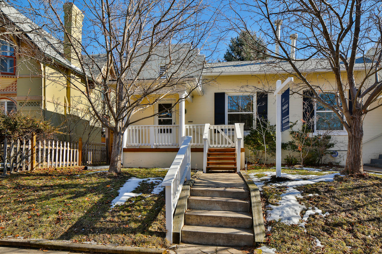 Single Family Home for Sale at Charming Home in the Heart of Country Club! 552 North Marion Street Country Club, Denver, Colorado 80218 United States