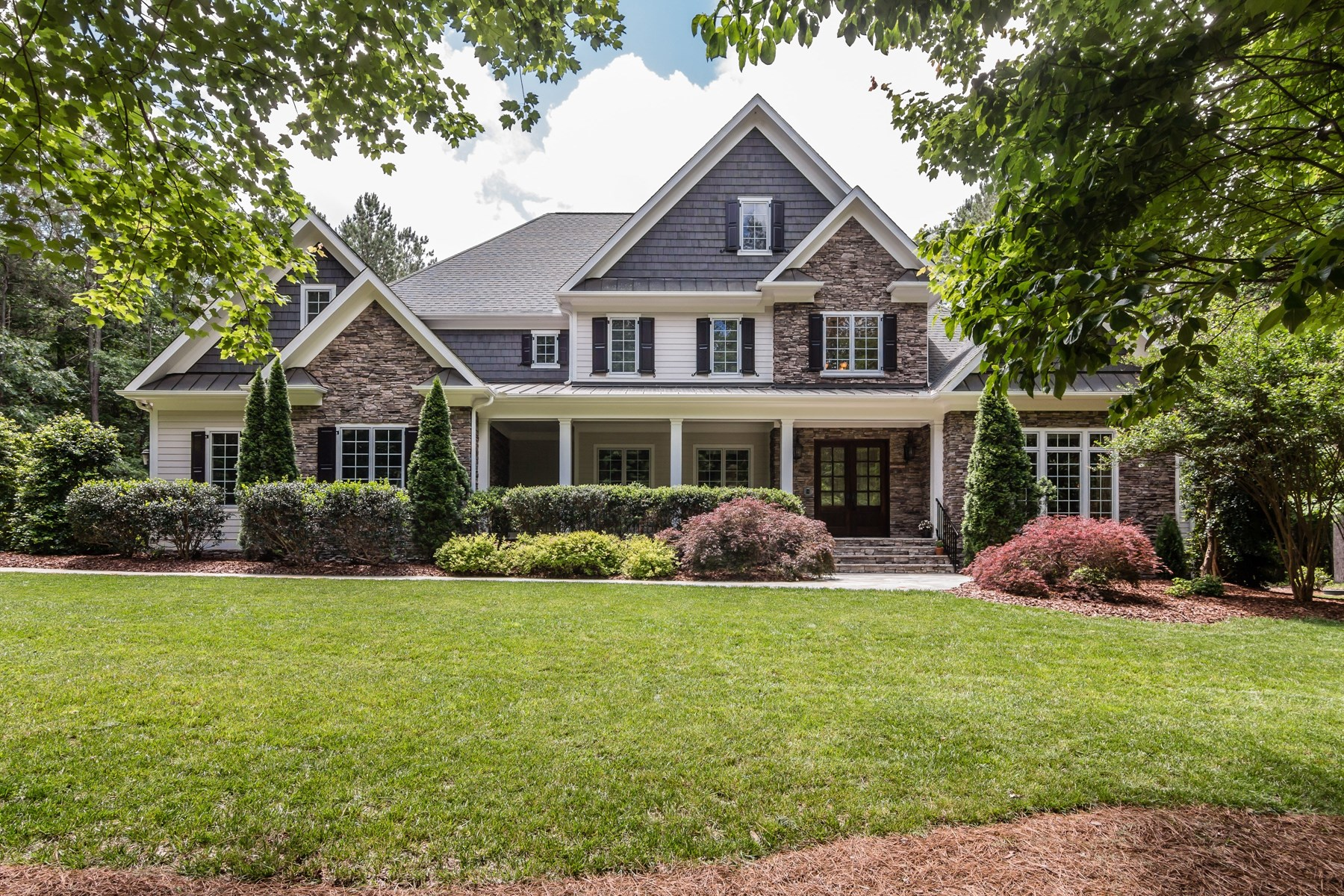 Single Family Home for Sale at The Estates of Coles Crossing 125 Old Legacy Lane Chapel Hill, North Carolina, 27516 United StatesIn/Around: Cary, Durham, Raleigh