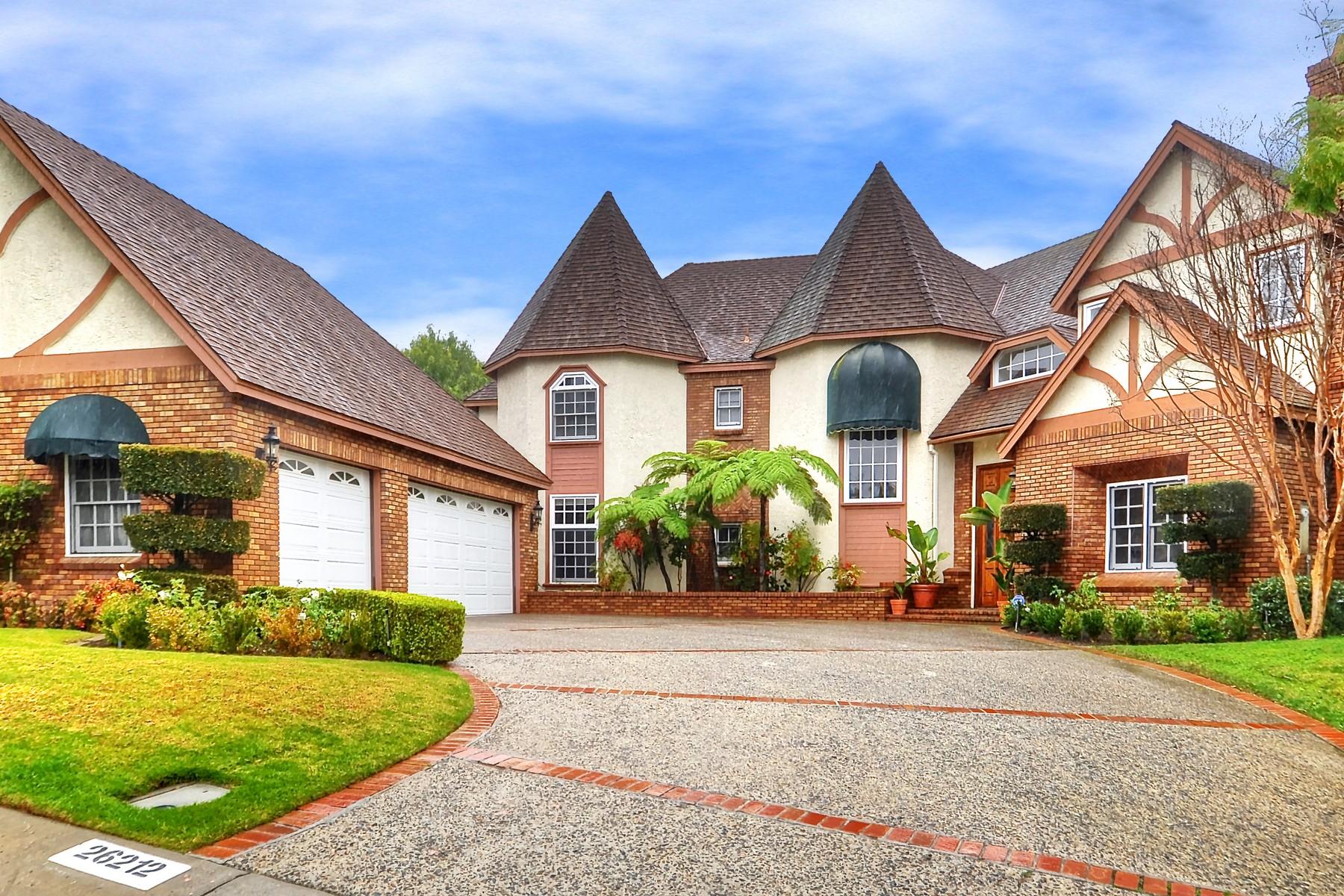 Maison unifamiliale pour l Vente à 26212 Mount Diablo Laguna Hills, Californie 92653 États-Unis