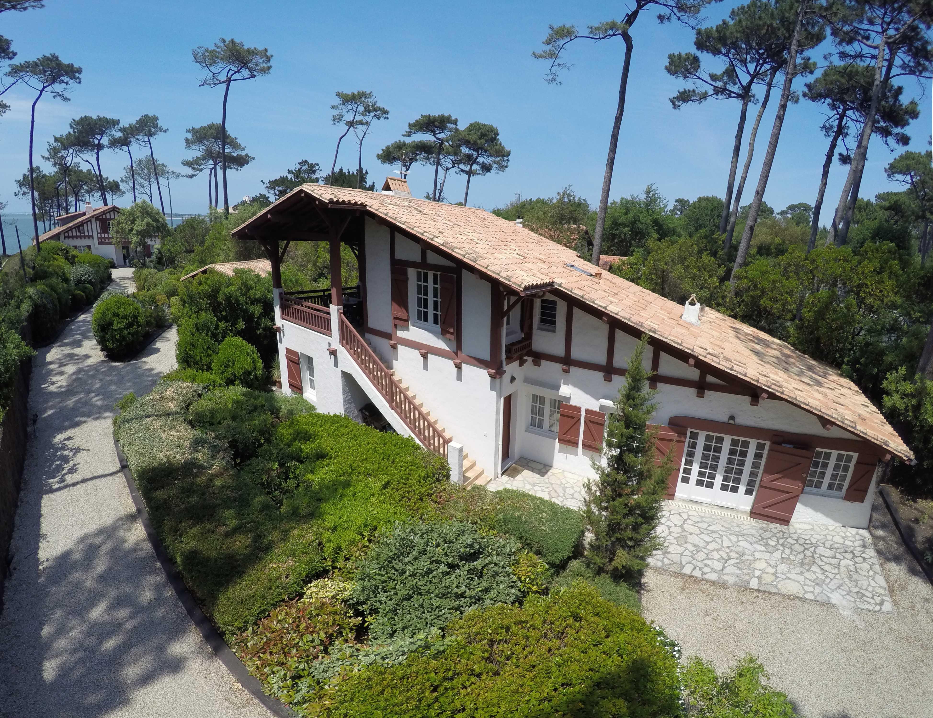 Einfamilienhaus für Verkauf beim PREMIERE LIGNE PYLA SUR MER Pyla Sur Mer, Aquitanien 33115 Frankreich