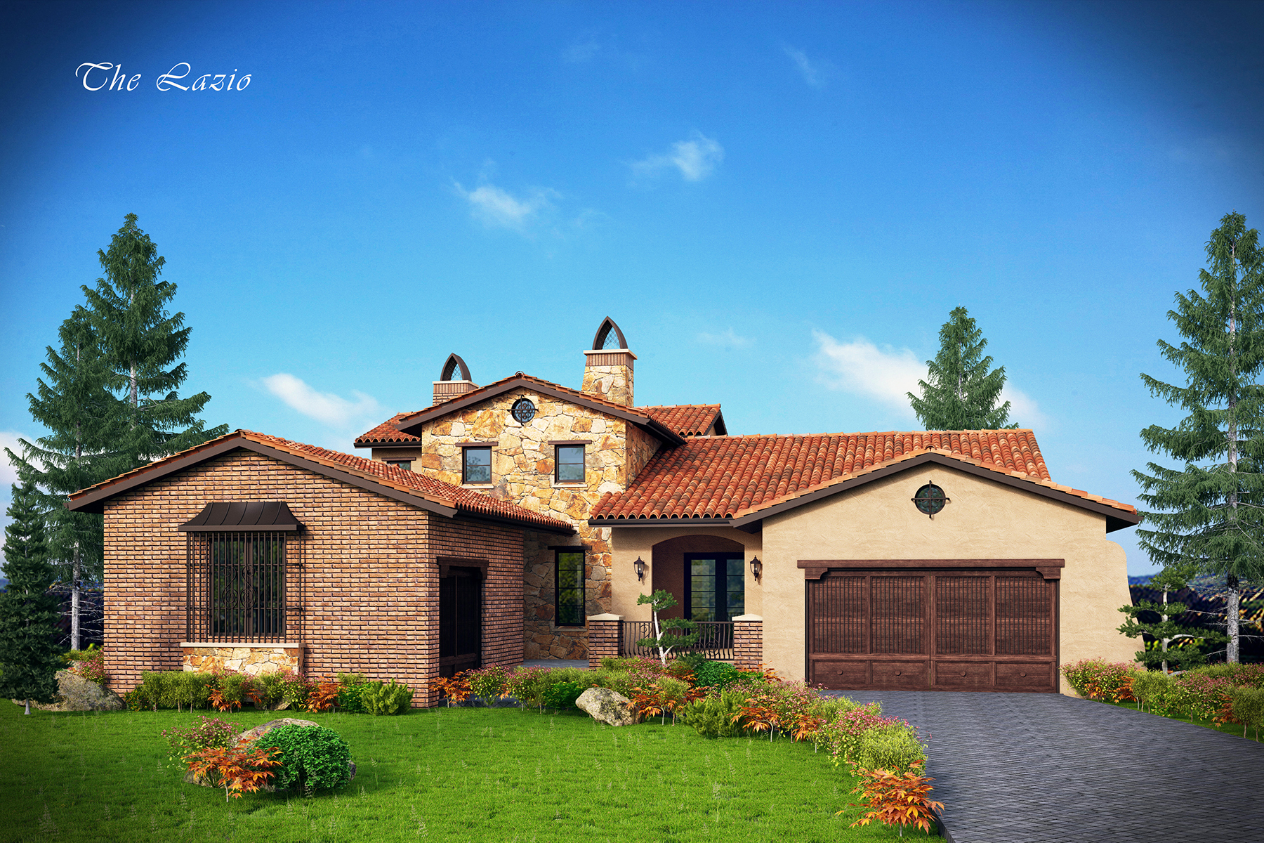 sales property at Introducing The Lazio model by Sterling Custom Homes