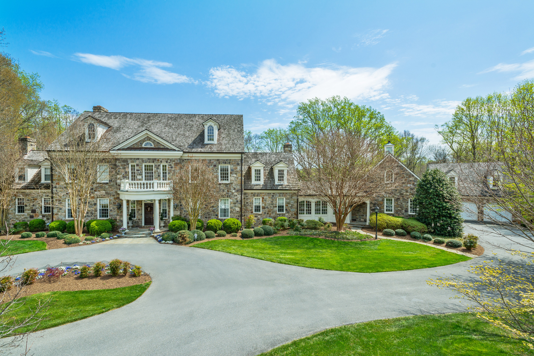sales property at 8610 Country Club Drive, Bethesda