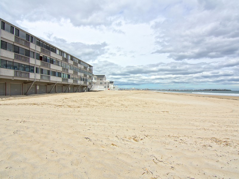 Condominium for Sale at Oceanfront on Sandy Hampton Beach 19 Atlantic Avenue, Unit 12 Hampton, New Hampshire 03842 United States