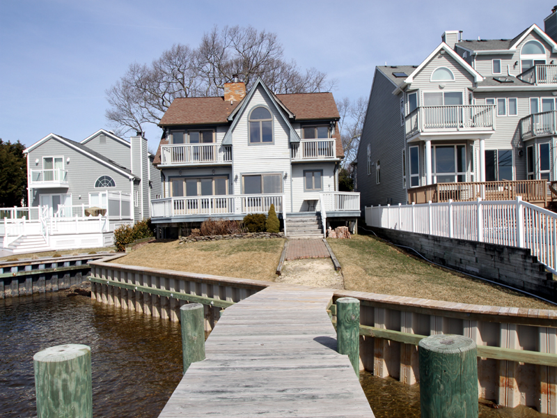 Property For Sale at Metedeconk Riverfront Home