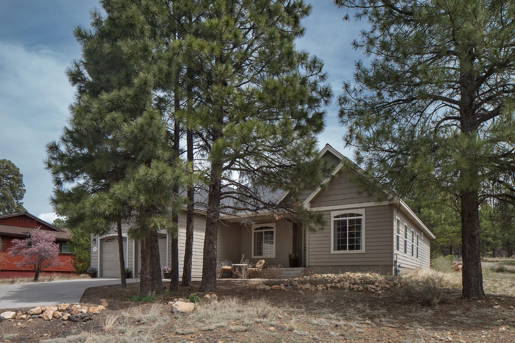 sales property at Single level home on a huge .53 care lot