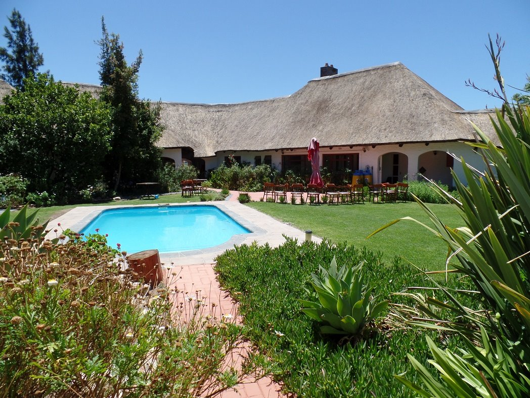 sales property at Cape Winelands Guest Farm
