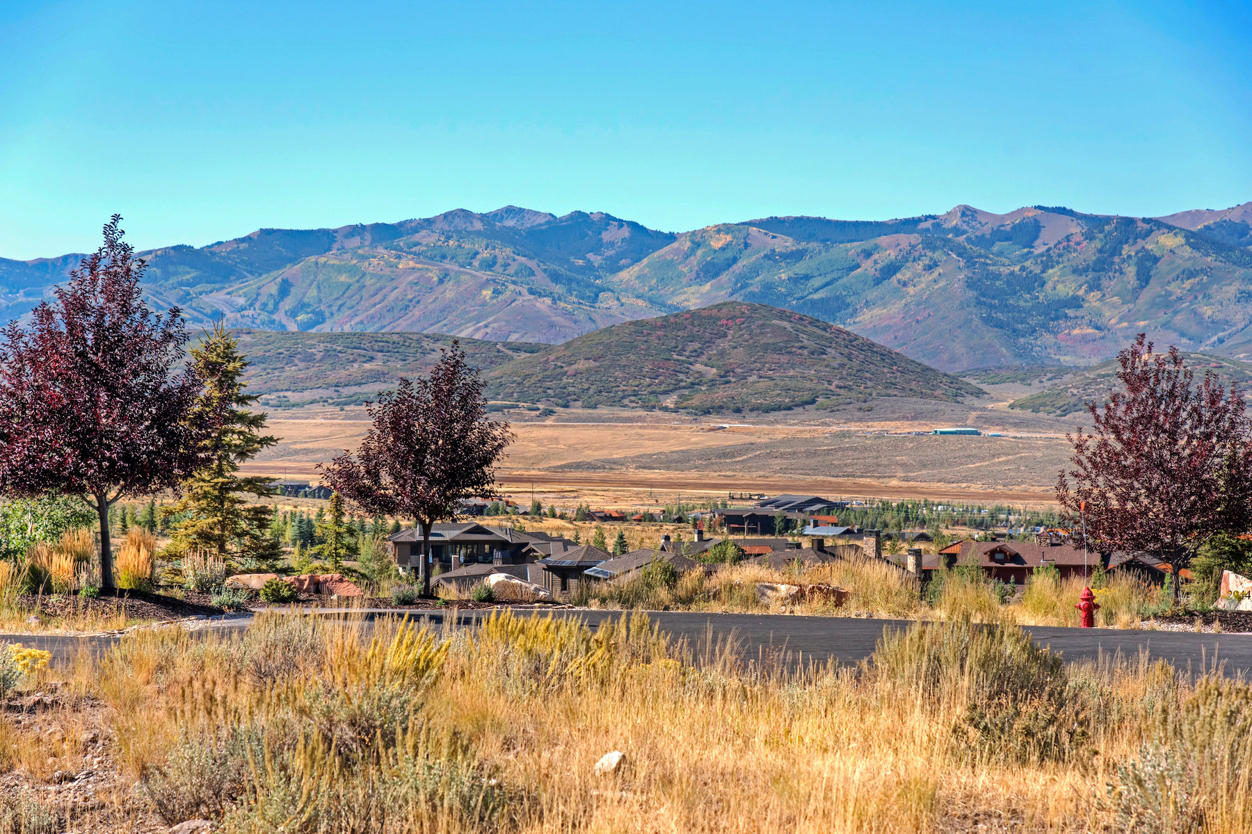 Земля для того Продажа на Fabulous Promontory Sunset Ridge Lot Including a Membership Deposit! 7255 Spur Lane Lot 23 Park City, Юта, 84098 Соединенные Штаты