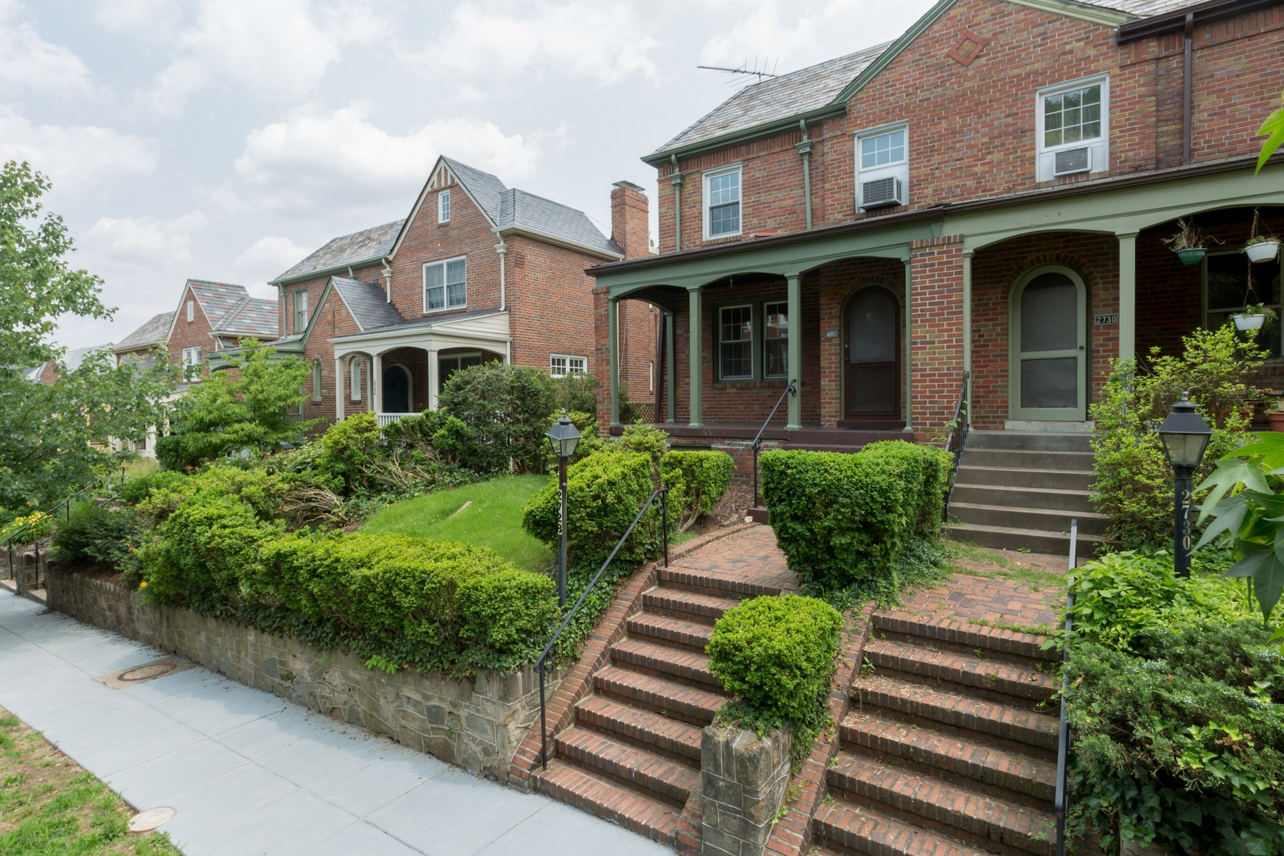 Townhouse for Sale at Garfield 2728 Cortland Place Nw Washington, District Of Columbia 20008 United States