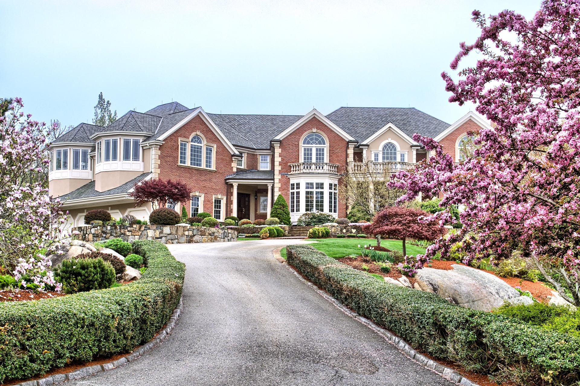 Moradia para Venda às Custom Luxury Home 132 Atlantic Avenue Cohasset, Massachusetts 02025 Estados Unidos
