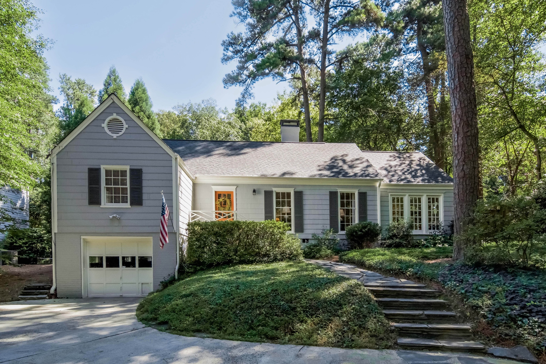 sales property at Charming Peachtree Park Bungalow