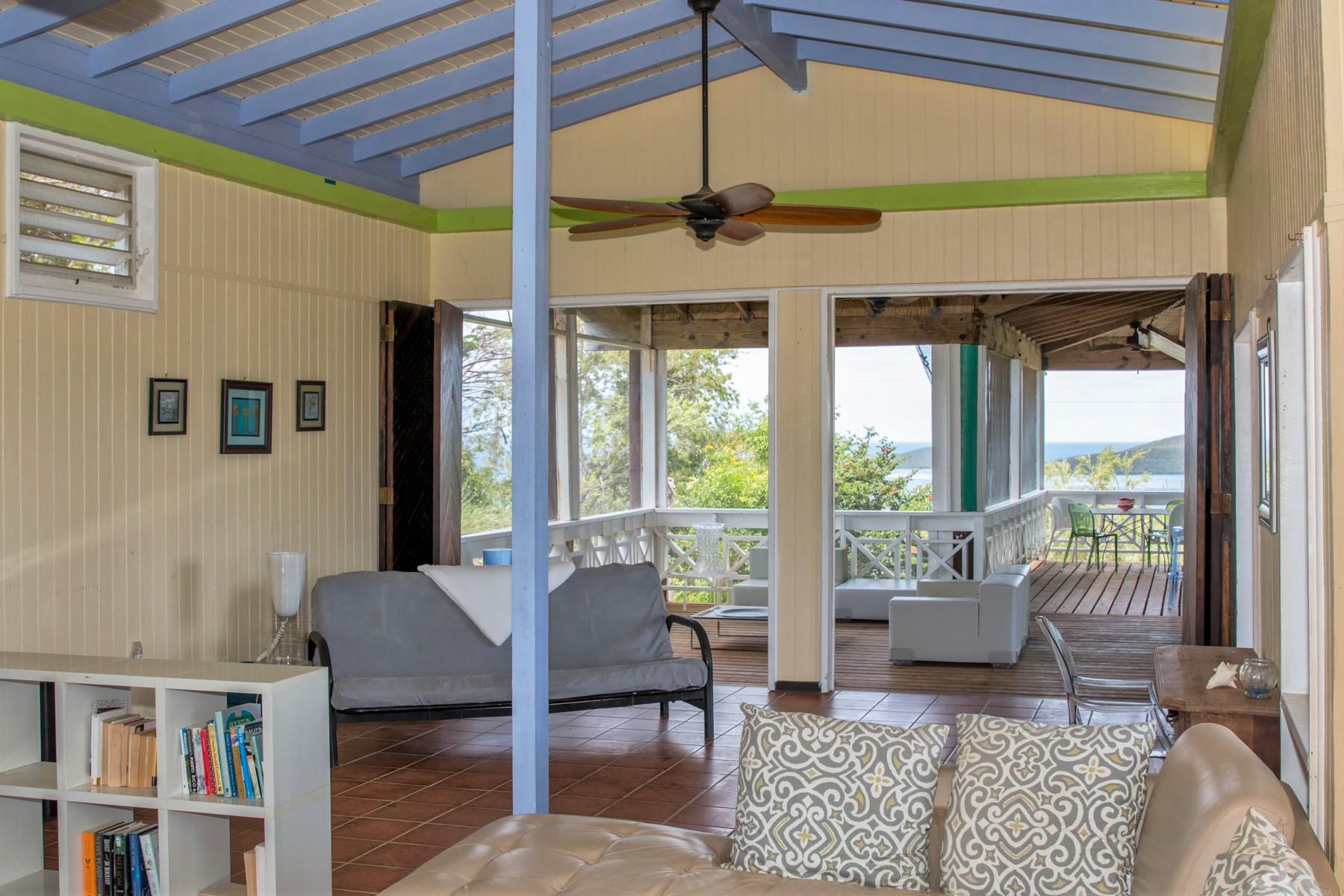 Additional photo for property listing at Inspiring Oceanview Privacy on Culebra Island 6 Punta Del Viento Estates Culebra, Puerto Rico 00775 Puerto Rico