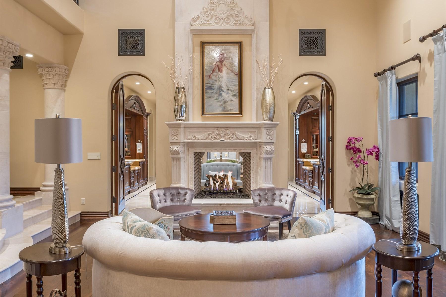 Property Of Elegant Renovated Estate in Silverleaf