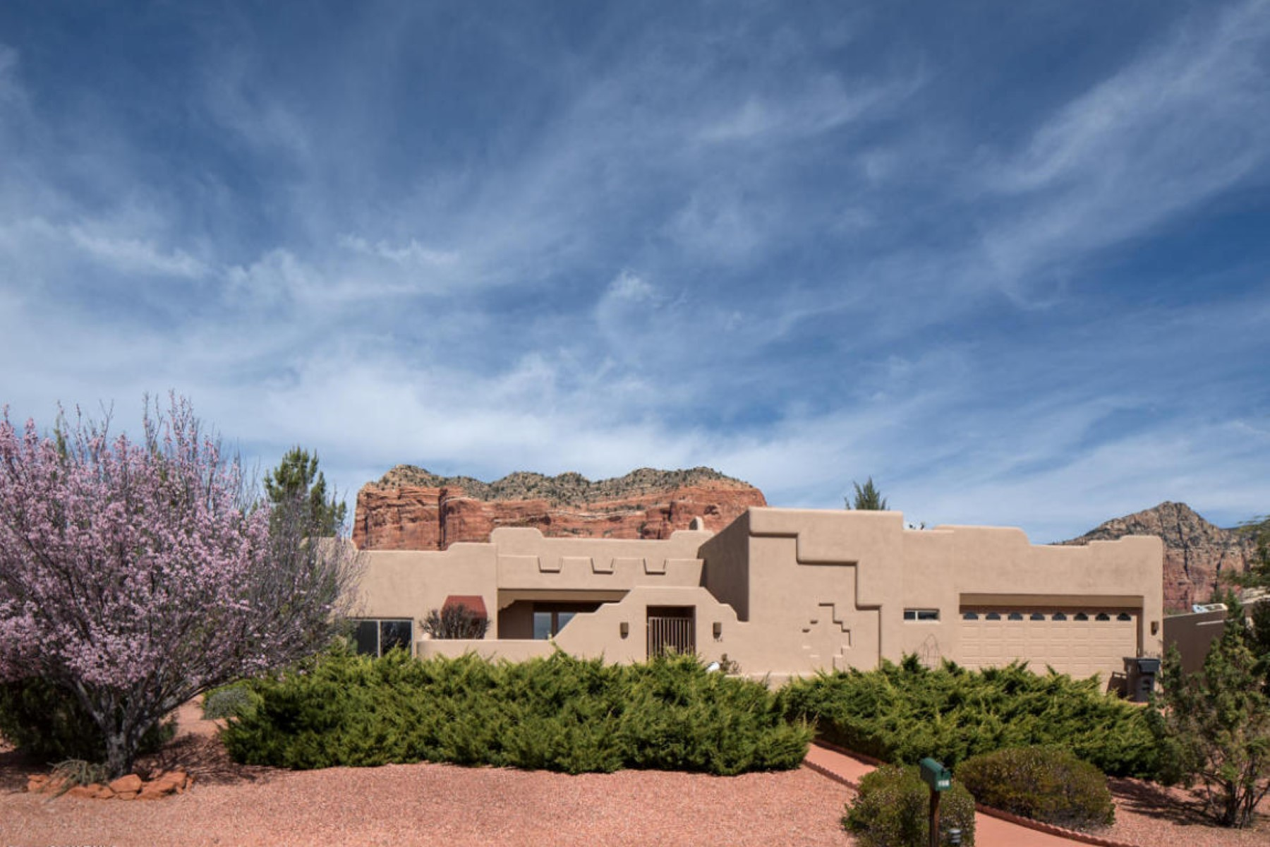 Single Family Home for Sale at Open Southwest design 166 Pinon Woods Drive Sedona, Arizona, 86351 United States