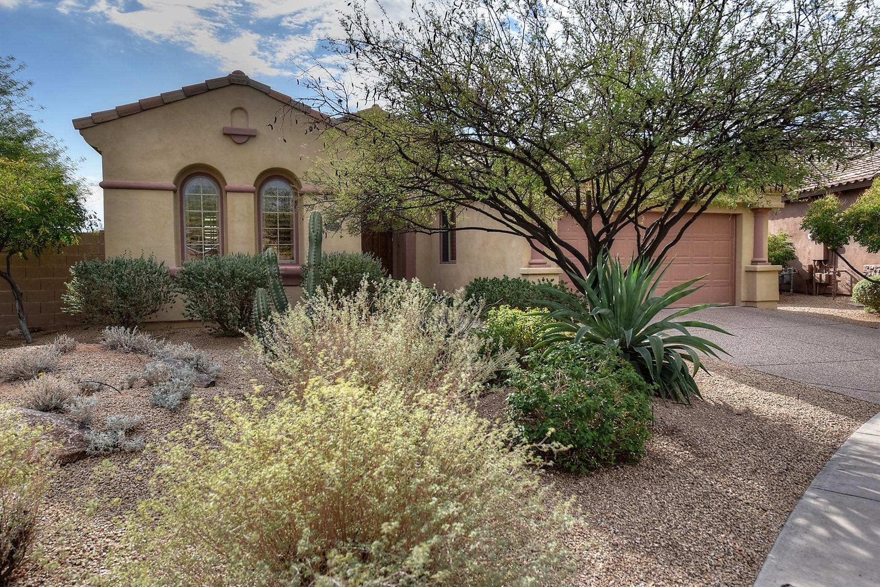 独户住宅 为 销售 在 Perfect home on one of the largest lots in Aviano 22221 N Freemont Rd 菲尼克斯(凤凰城), 亚利桑那州, 85050 美国