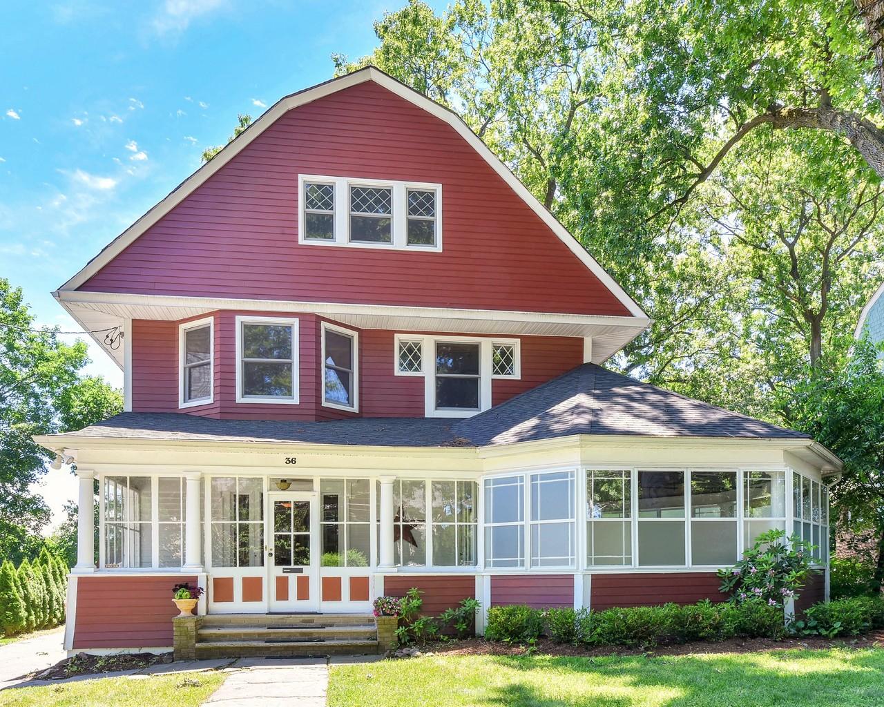 Maison unifamiliale pour l à louer à Amazing Five Bedroom Victorian 36 Hazelwood Road Bloomfield, New Jersey 07003 États-Unis