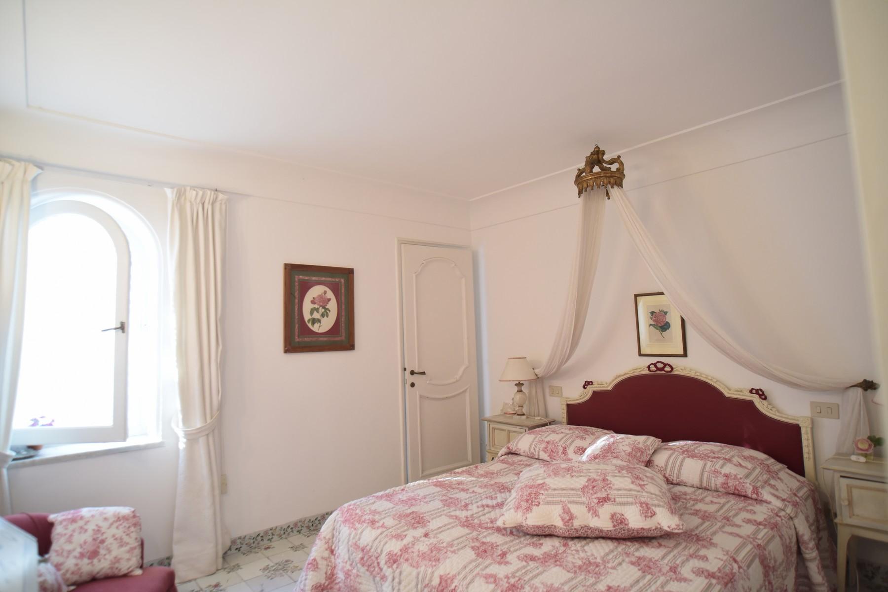 Additional photo for property listing at Beautiful villa in Capri overlooking the Faraglioni Capri, Naples Italia