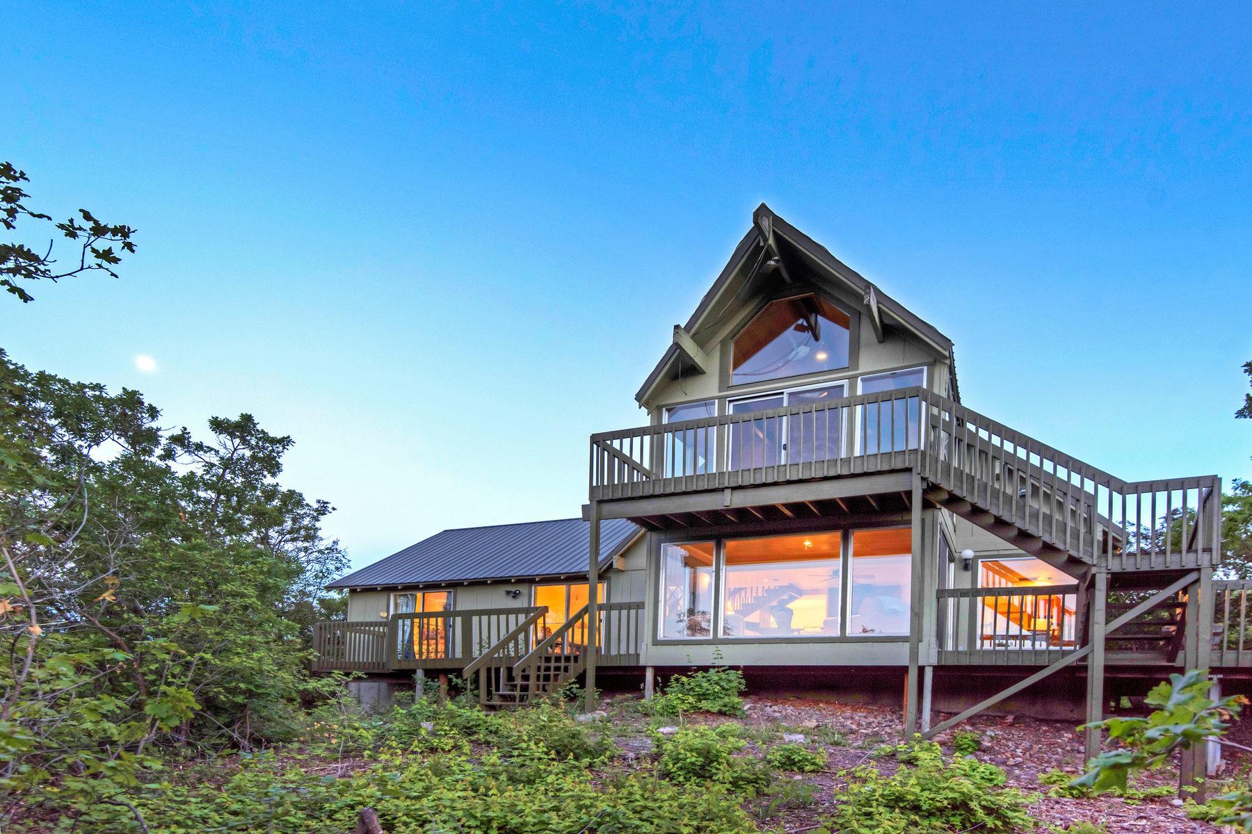 独户住宅 为 销售 在 Eagles Peak Mountain Retreat 5762 Old Snow Basin Rd 亨茨维尔, 犹他州, 84317 美国