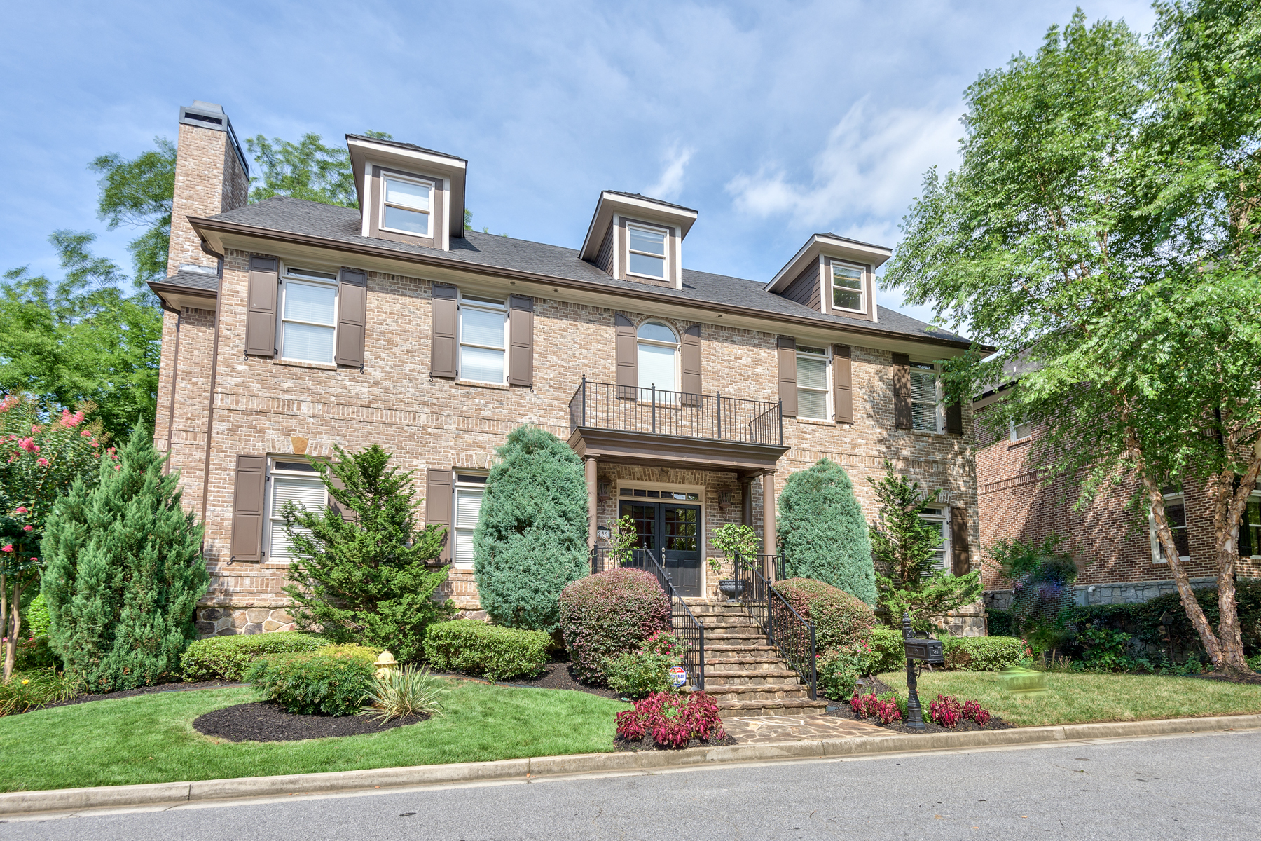 Property For Sale at Stunning Brick Traditional On Cul-de-sac