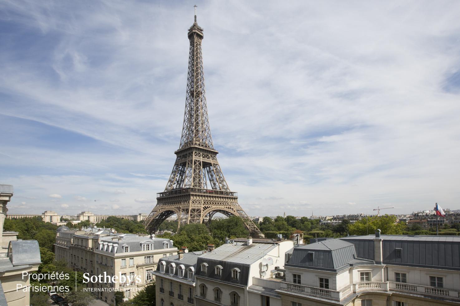 Duplex pour l Vente à Champ-de-Mars View avenue Charles Floquet Paris, Paris 75007 France