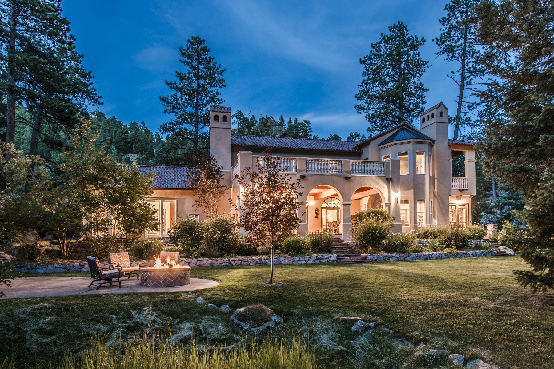 Property For Sale at Classic Sophistication With Modern Mountain Luxury
