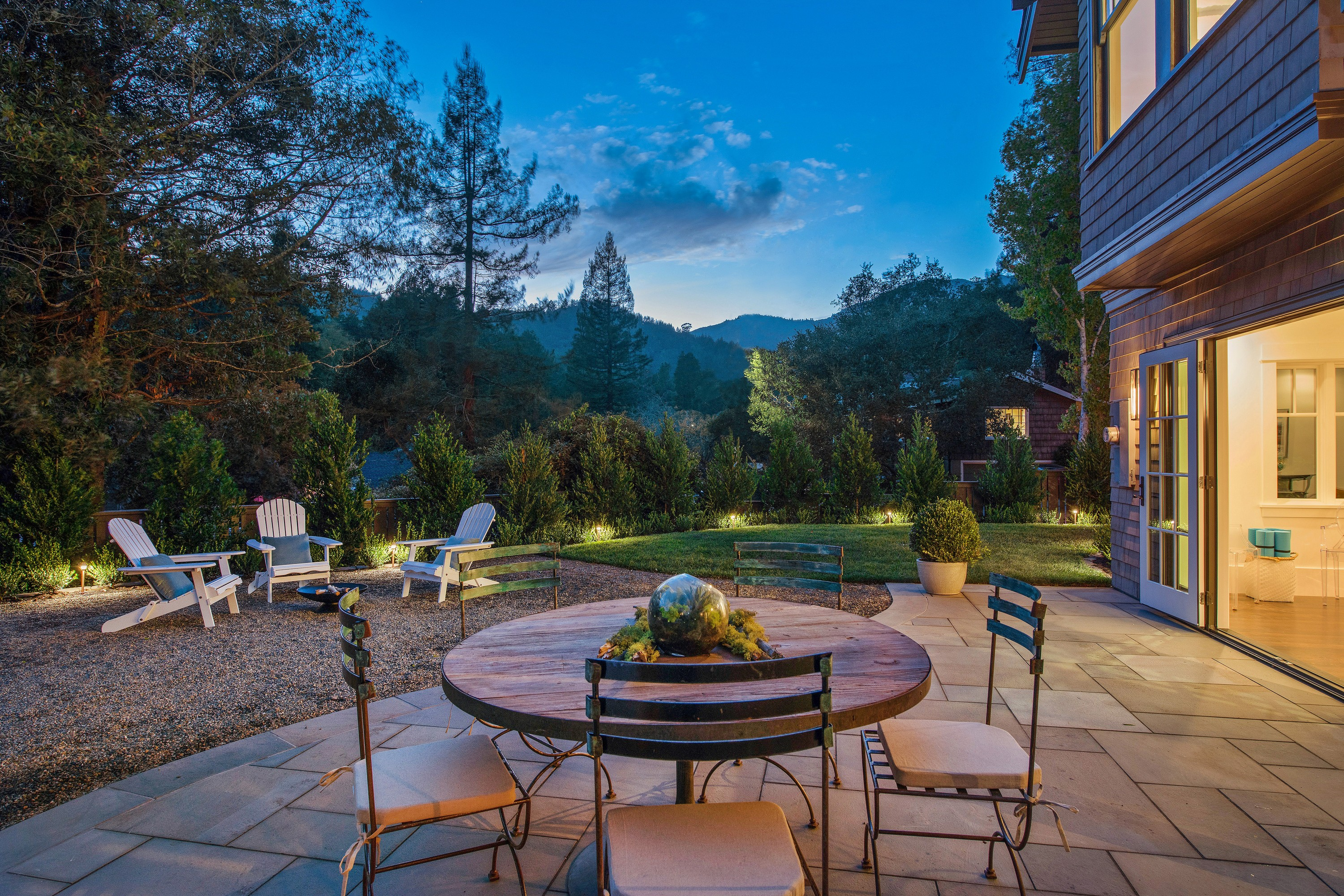 Single Family Home for Sale at Rare Rebuild in Heart of Mill Valley 400 Throckmorton Avenue Mill Valley, California 94941 United States