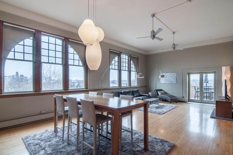Condominium for Sale at Penthouse Unit 2351 Federal Boulevard Unit 304 Jefferson Park, Denver, Colorado, 80211 United States