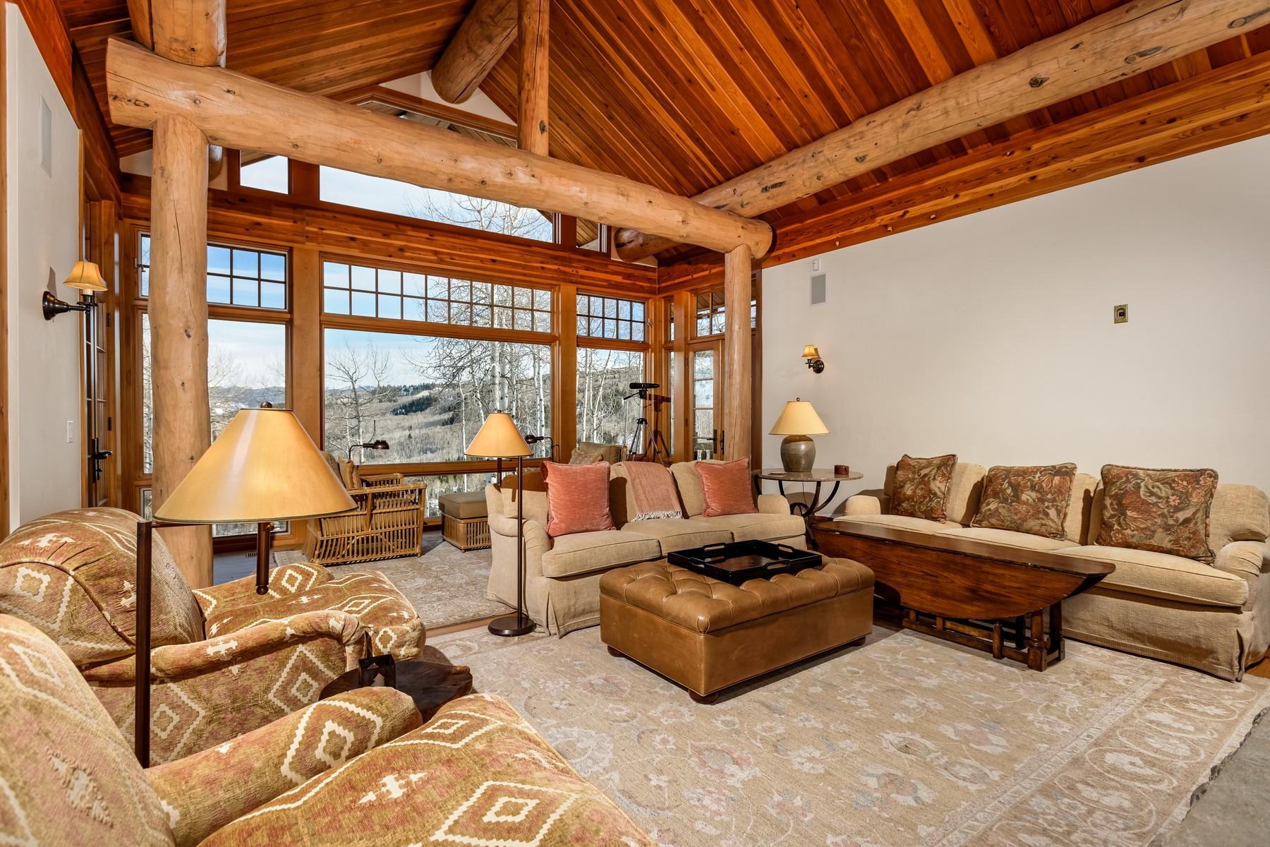 Nhà ở một gia đình vì Thuê tại 1614 Faraway Road Snowmass Village, Colorado, 81615 Hoa Kỳ