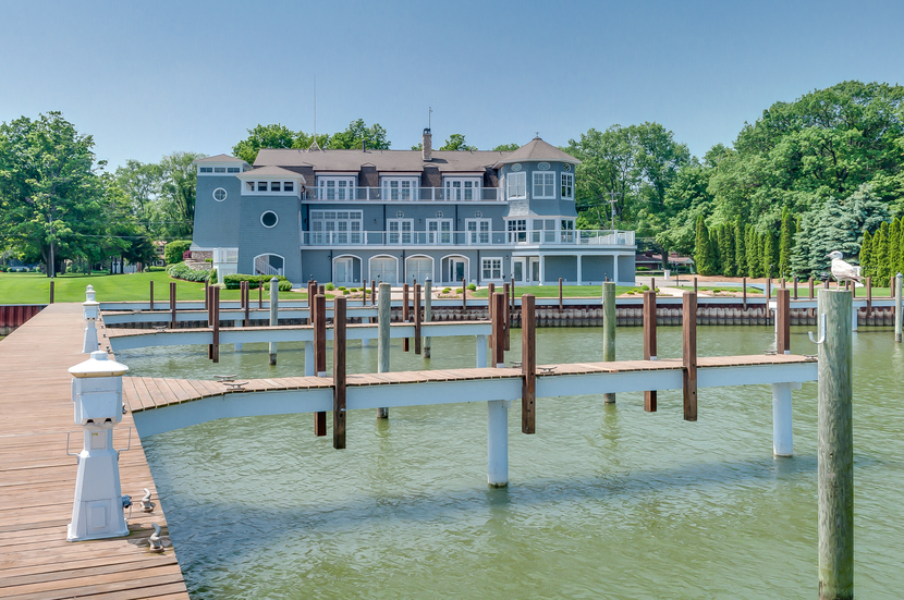 Single Family Home for Sale at Tiara Yachts 2077 Lakeway Drive Holland, Michigan 49423 United States