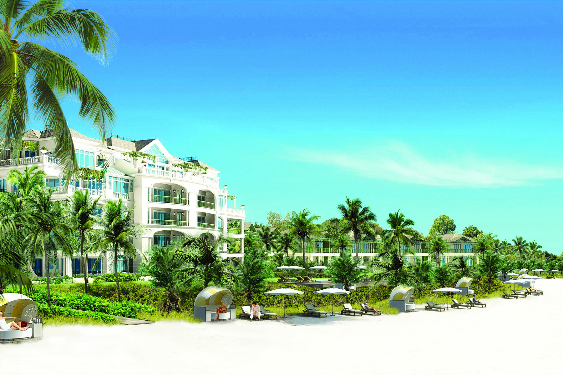 Condominium for Sale at The Shore Club ~ Suite 2204 Beachfront Long Bay, Providenciales TCI Turks And Caicos Islands