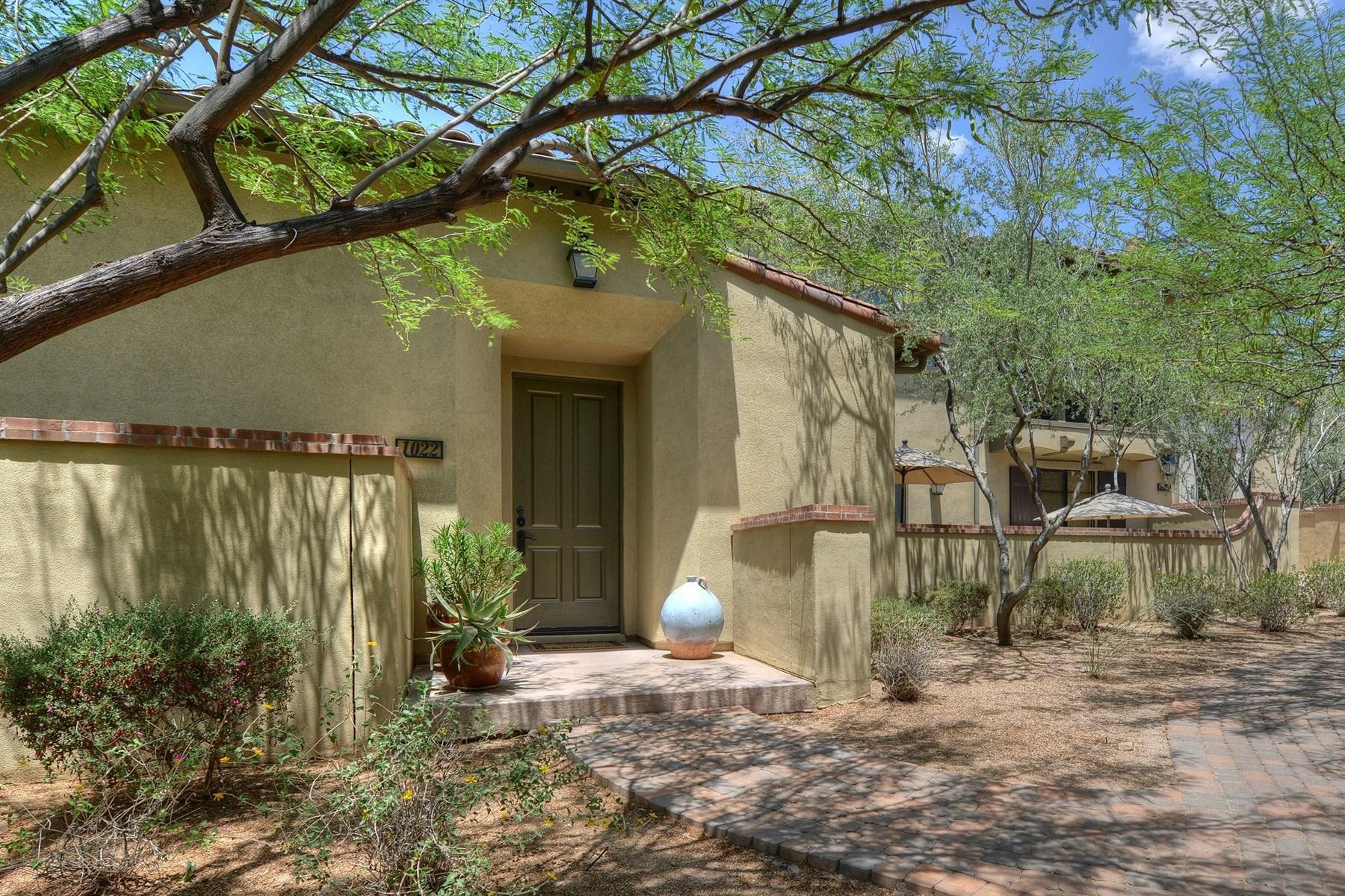 多棟聯建住宅 為 出售 在 Enjoy the DC Ranch lifestyle in this well appointed Townhome. 20704 N 90TH PL 1022 Scottsdale, 亞利桑那州 85255 美國