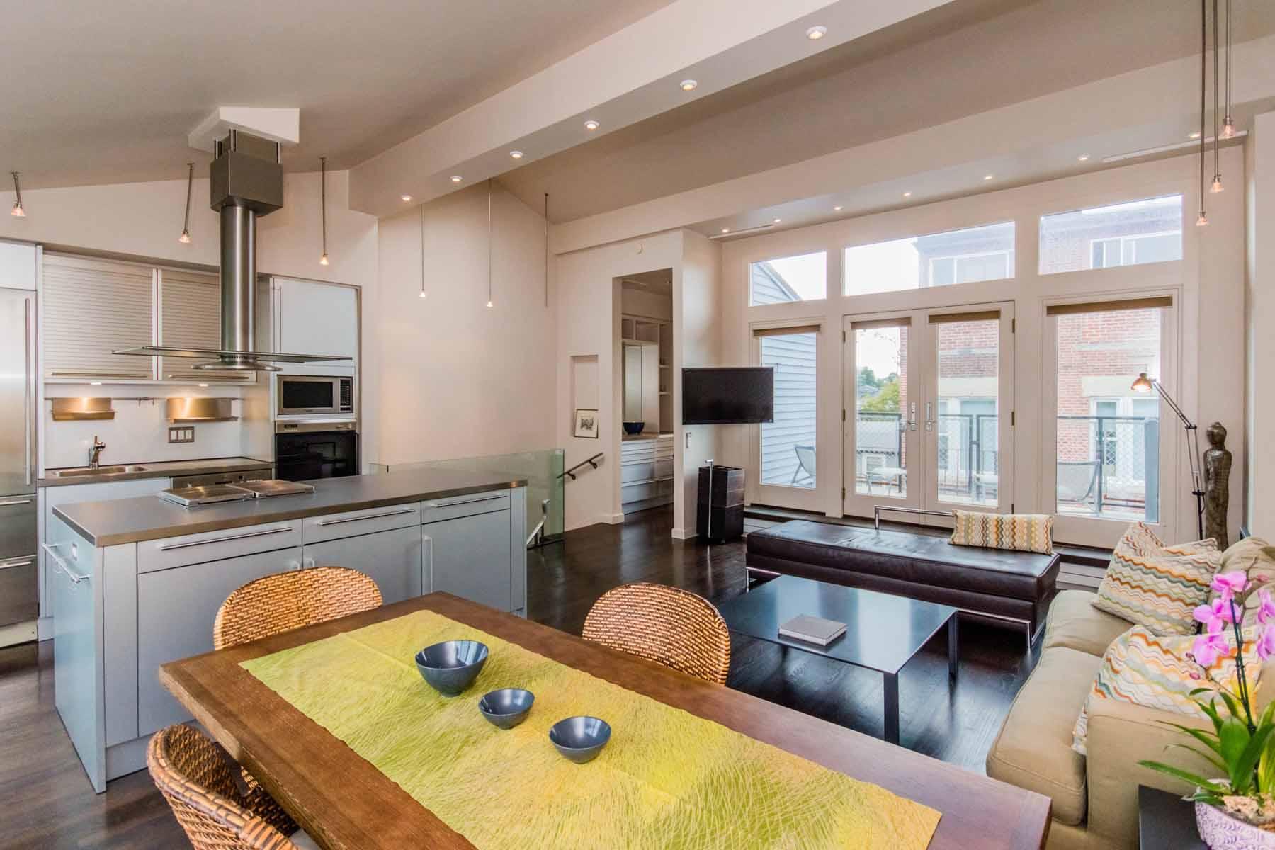 Eigentumswohnung für Verkauf beim Back Bay Condominium 19 Melrose Street Unit 3 Back Bay, Boston, Massachusetts 02116 Vereinigte Staaten