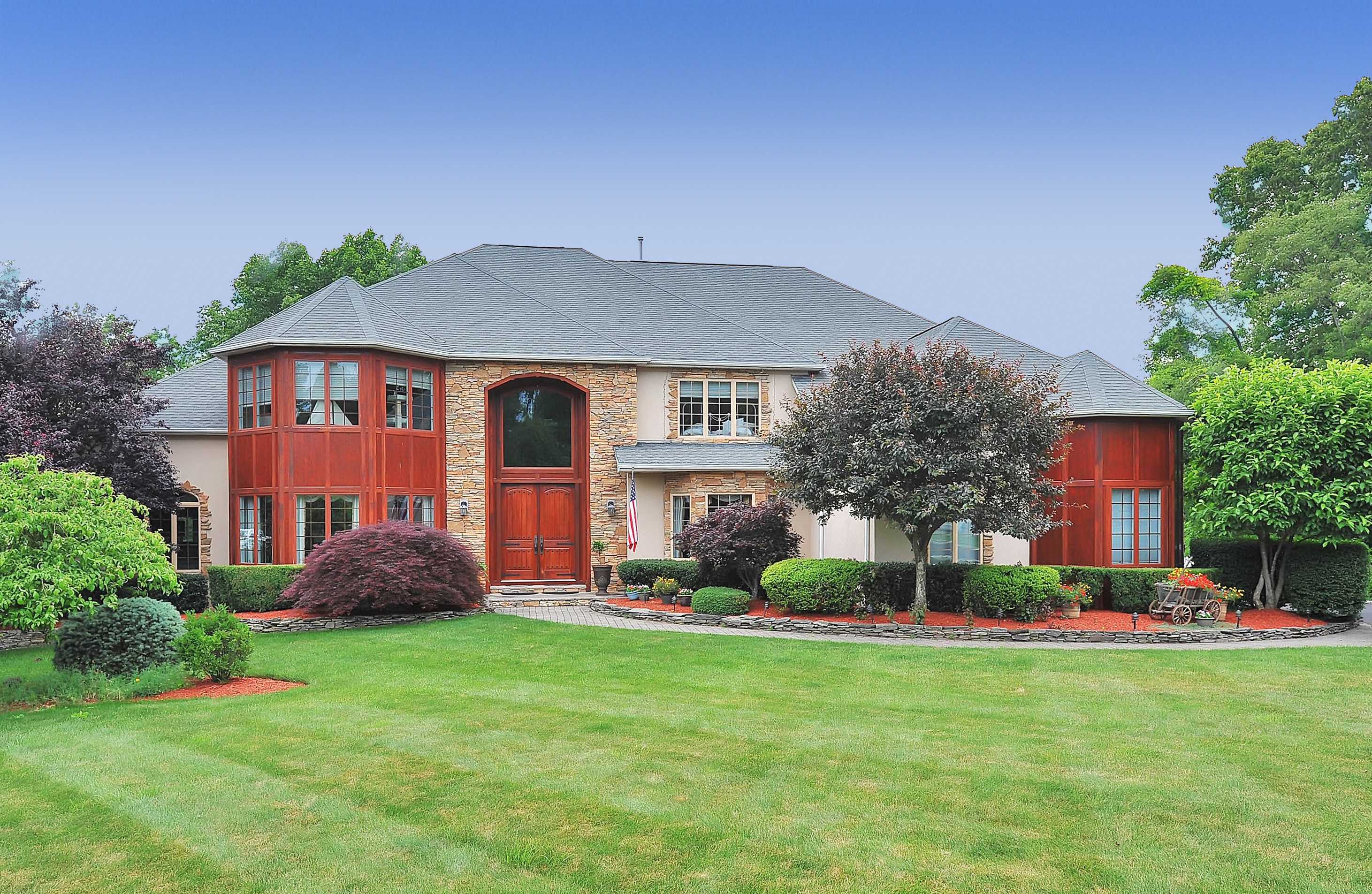 Property For Sale at Gorgeous Custom Colonial