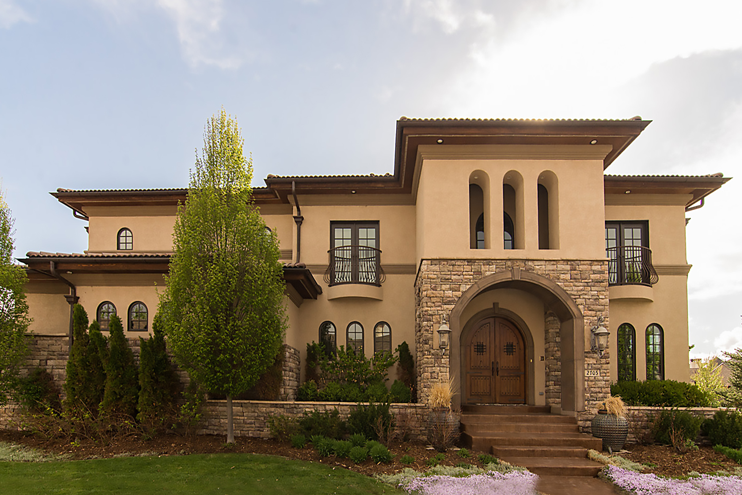 Moradia para Venda às Cherry Creek Country Club Estate 2705 South Boston Court Denver, Colorado 80231 Estados Unidos