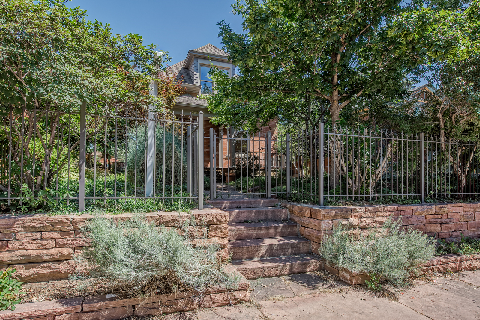 Single Family Home for Sale at Rock Star Location! 2623 West 32nd Avenue Denver, Colorado 80211 United States