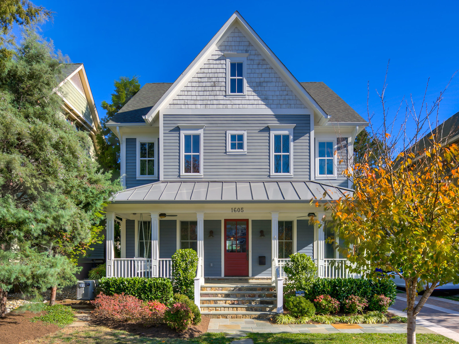 Single Family Home for Sale at Enjoy the Very Best of Lyon Village 1605 N Edgewood Street Arlington, Virginia, 22201 United States