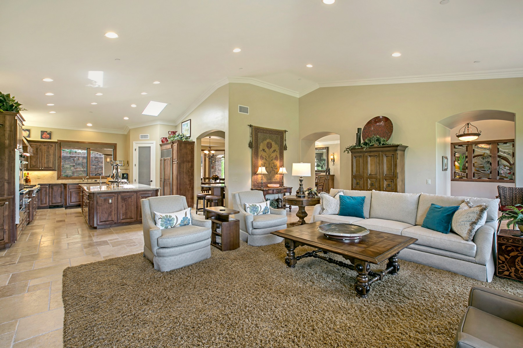 Additional photo for property listing at 17206 El Caporal  Rancho Santa Fe, 加利福尼亚州 92067 美国