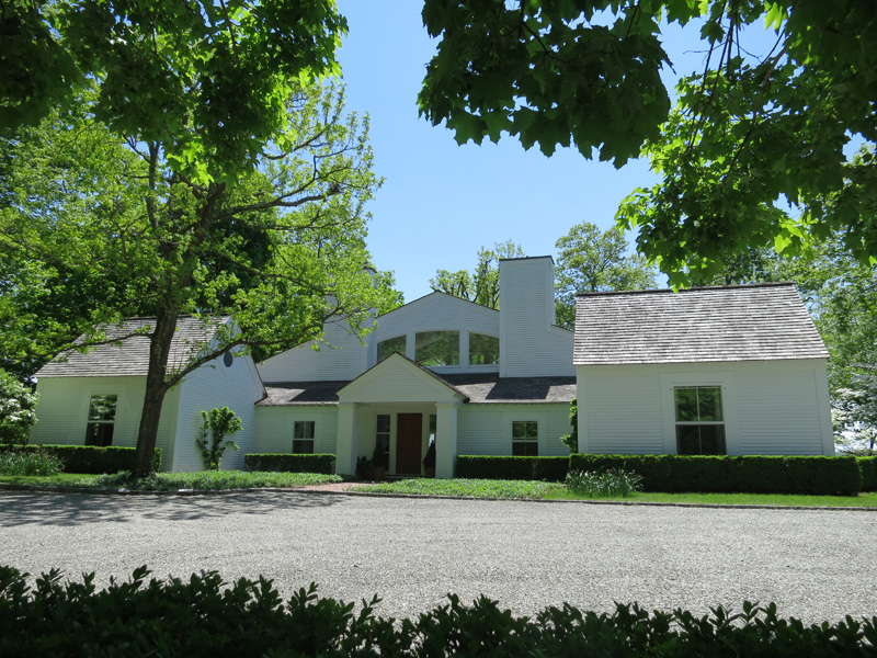 Maison unifamiliale pour l Vente à On a Clear Day 55 David's Hill Road Bedford Hills, New York 10507 États-Unis