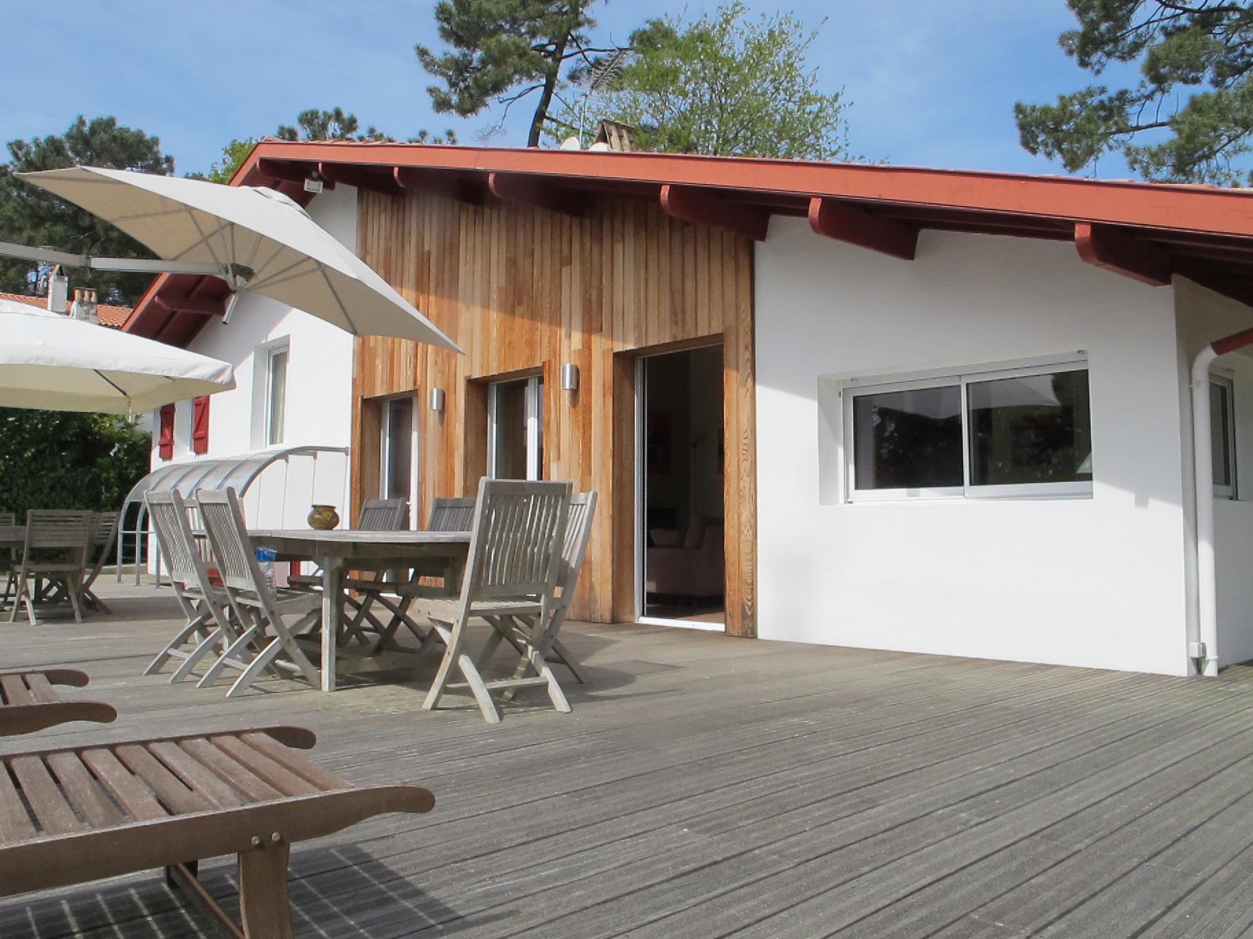 Einfamilienhaus für Verkauf beim Villa surplombant la pinède - Pyla Pyla Sur Mer, Aquitanien 33115 Frankreich